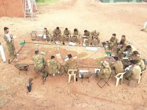 Photo courtesy of 1st Brigade
