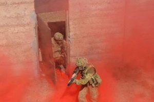 Photo courtesy 1st Brigade, Australian Army