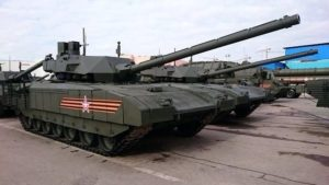 Click here to watch a Russian MOD video on the T14 Armata