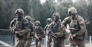 Photo courtesy of Australian Army