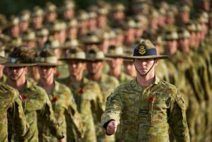 Photo courtesy of Australian Defence Force